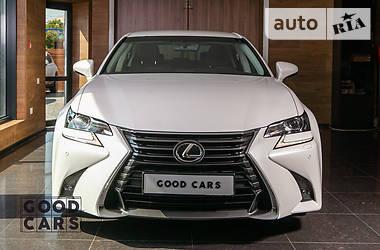 Характеристики Lexus GS 200 Седан