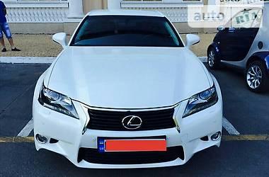 Характеристики Lexus GS 250 Седан