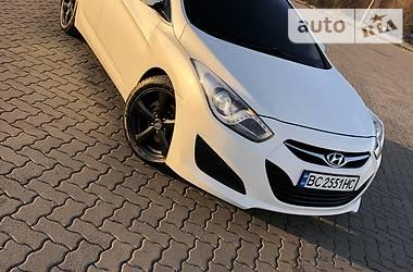 Характеристики Hyundai i40 Седан