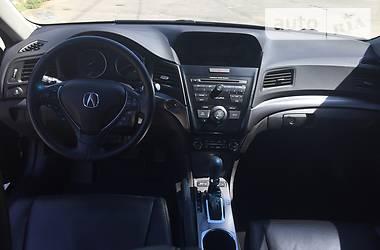Характеристики Acura ILX Седан