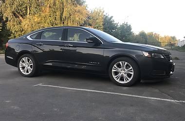 Характеристики Chevrolet Impala Седан