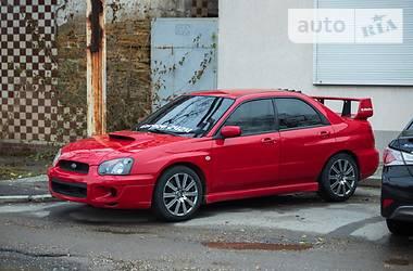 Ціни Subaru Impreza WRX Sedan Седан