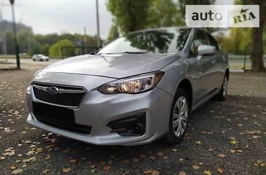 Характеристики Subaru Impreza Седан