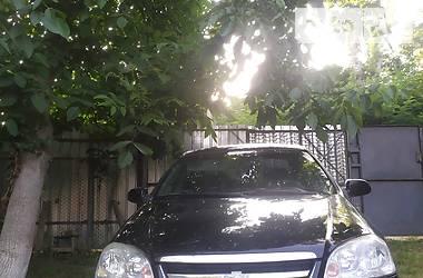 Характеристики Chevrolet Lacetti Седан