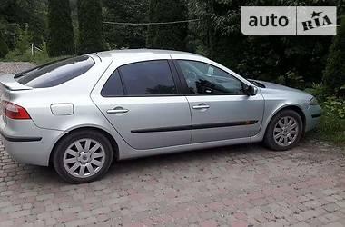 Цены Renault Laguna Седан