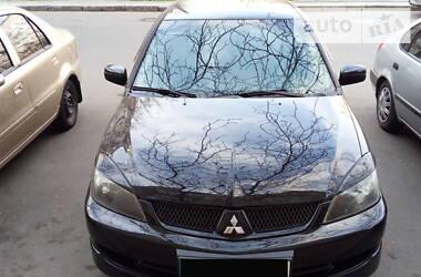 Характеристики Mitsubishi Lancer Седан