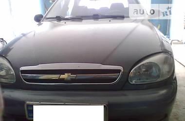 Характеристики Chevrolet Lanos Седан