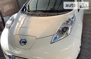 Характеристики Nissan Leaf Седан