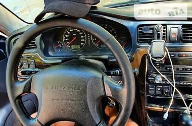 Характеристики Subaru Legacy Седан