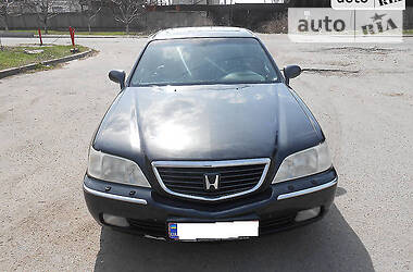 Характеристики Honda Legend Седан