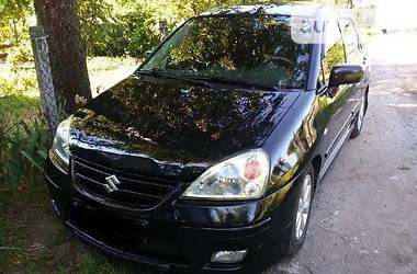 Характеристики Suzuki Liana Седан