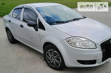 Характеристики Fiat Linea Седан