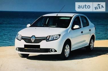 Характеристики Renault Logan Седан