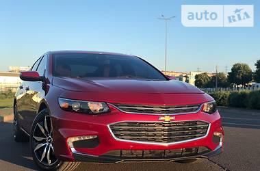Характеристики Chevrolet Malibu Седан