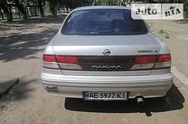 Характеристики Nissan Maxima Седан