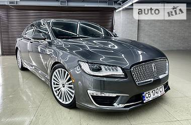 Характеристики Lincoln MKZ Седан