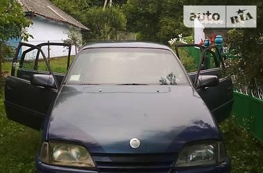 Характеристики Opel Omega Седан