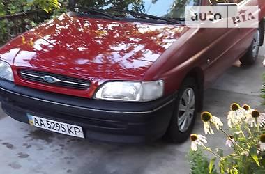 Характеристики Ford Orion Седан