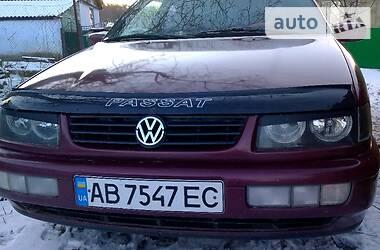 Характеристики Volkswagen Passat B4 Седан