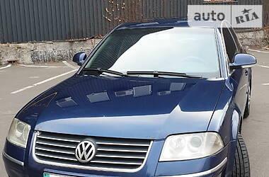 Характеристики Volkswagen Passat B5 Седан