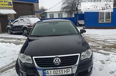 Характеристики Volkswagen Passat B6 Седан
