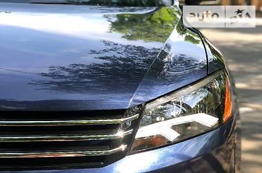 Характеристики Volkswagen Passat B7 Седан