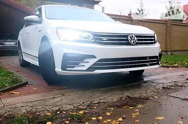 Характеристики Volkswagen Passat B8 Седан
