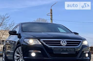 Характеристики Volkswagen Passat CC Седан