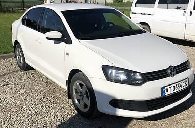 Характеристики Volkswagen Polo Седан
