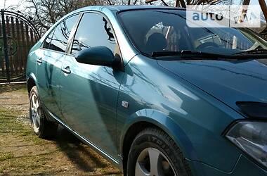 Характеристики Nissan Primera Седан