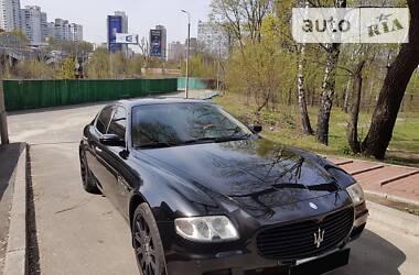 Характеристики Maserati Quattroporte Седан