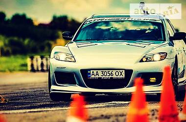 Характеристики Mazda RX-8 Седан