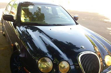 Характеристики Jaguar S-Type Седан