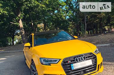 Характеристики Audi S3 Седан