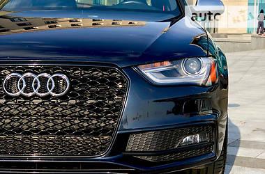 Характеристики Audi S4 Седан