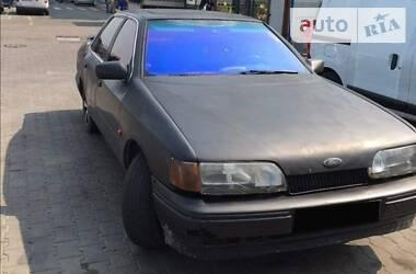 Характеристики Ford Scorpio Седан