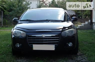 Характеристики Chrysler Sebring Седан