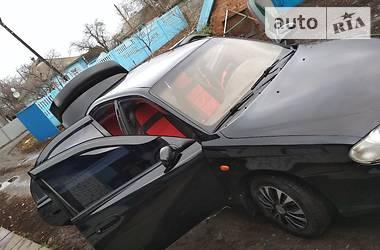 Характеристики Kia Sephia Седан