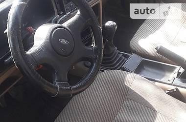 Характеристики Ford Sierra Седан