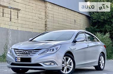Характеристики Hyundai Sonata Седан