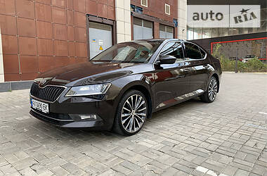 Характеристики Skoda SuperB New Седан