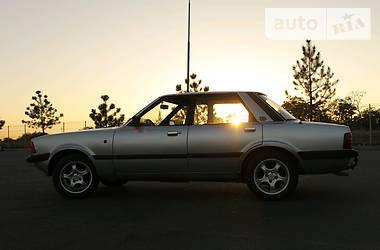 Характеристики Ford Taunus Седан