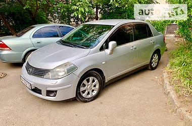 Характеристики Nissan TIIDA Седан