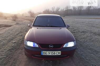 Характеристики Opel Vectra B Седан