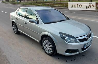Характеристики Opel Vectra C Седан