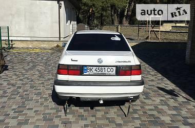 Характеристики Volkswagen Vento Седан