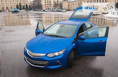 Характеристики Chevrolet Volt Седан