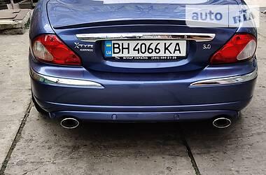Характеристики Jaguar X-Type Седан