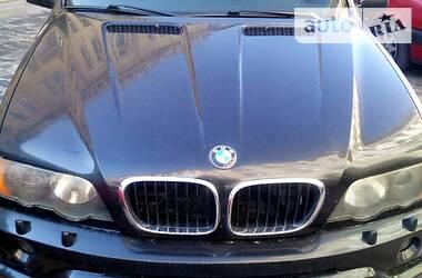 Характеристики BMW X5 Седан