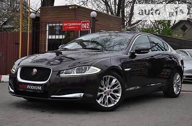 Характеристики Jaguar XF Седан